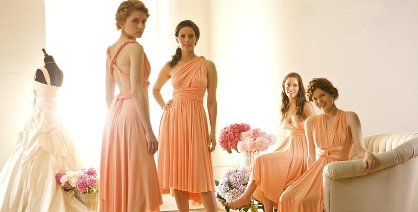 """Пляжные платья-трансформеры, а также прокат платьев-трансформеров от интернет-магазина """"Модные Платья"""". Для настоящих модниц!"""
