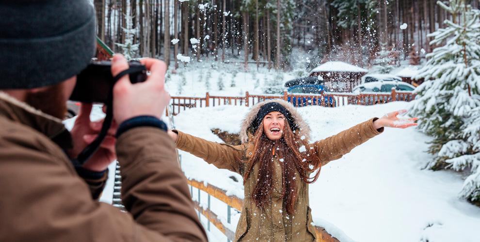 Фотограф Виктор Бакеев: выездные фотосессии