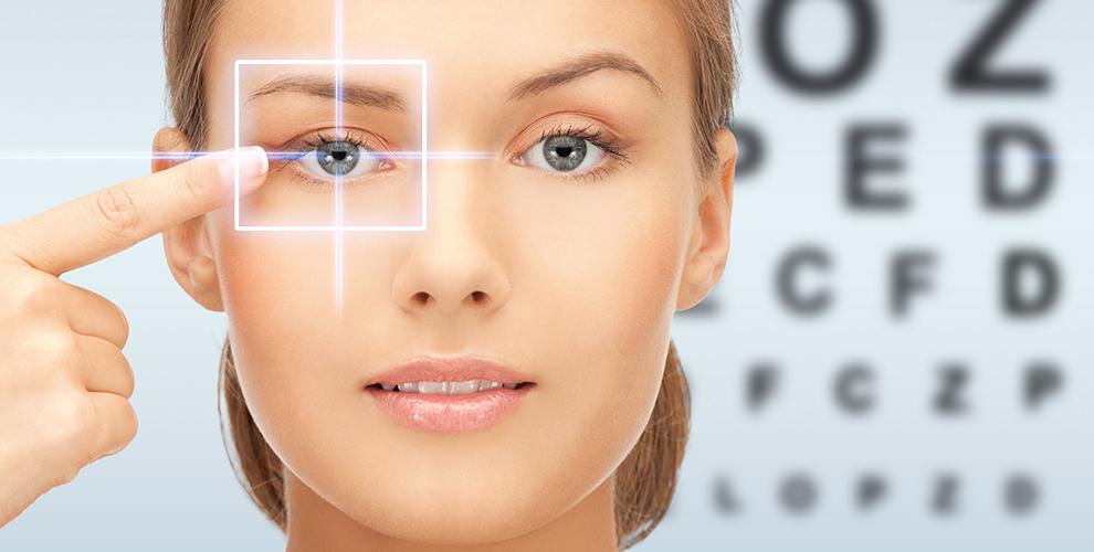 Лазерная коррекция зрения двух глаз вофтальмологической клинике «Зрение 2100»