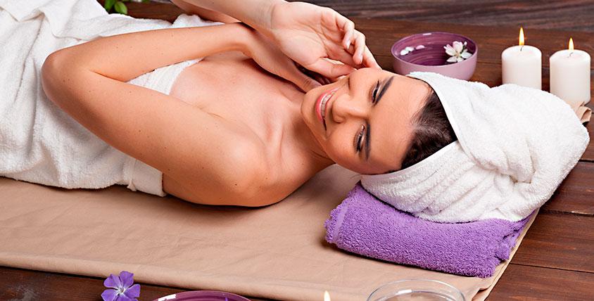Разнообразные SPA-программы, массаж, пилинг и обертывание тела в салоне Charme