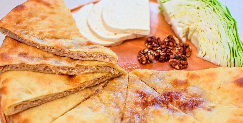 Пироги с мясом, сыром, курицей и другие в пекарне «Пирог-Колобок»
