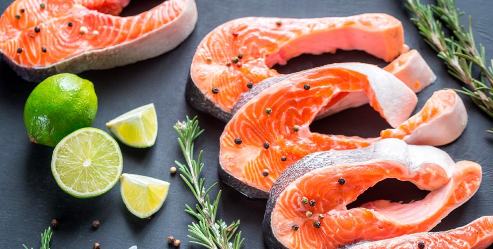 Морская рыба иморепродукты отслужбы доставки «ДОРИ»