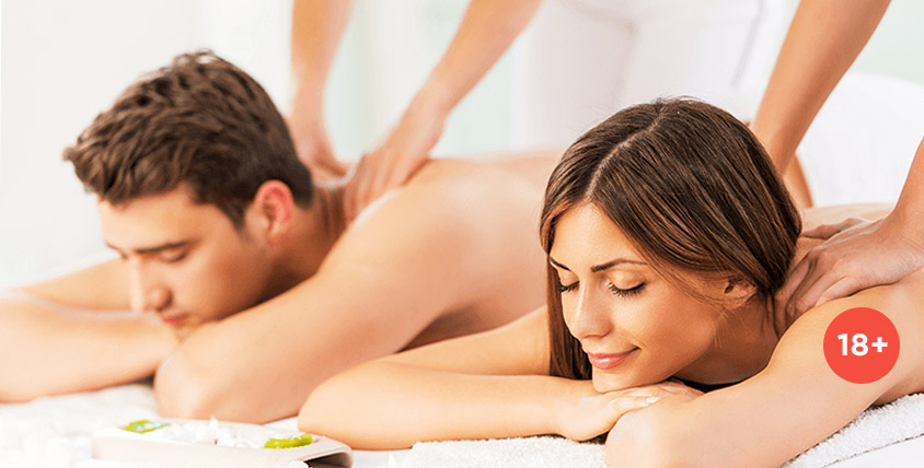 """Чувственный массаж для мужчин и женщин в студии """"Реджина"""""""