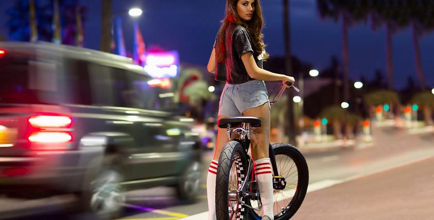 """Дневной и ночной прокат велосипеда от компании """"Велопрокат № 1"""". Взгляните на привычные вещи по-новому!"""