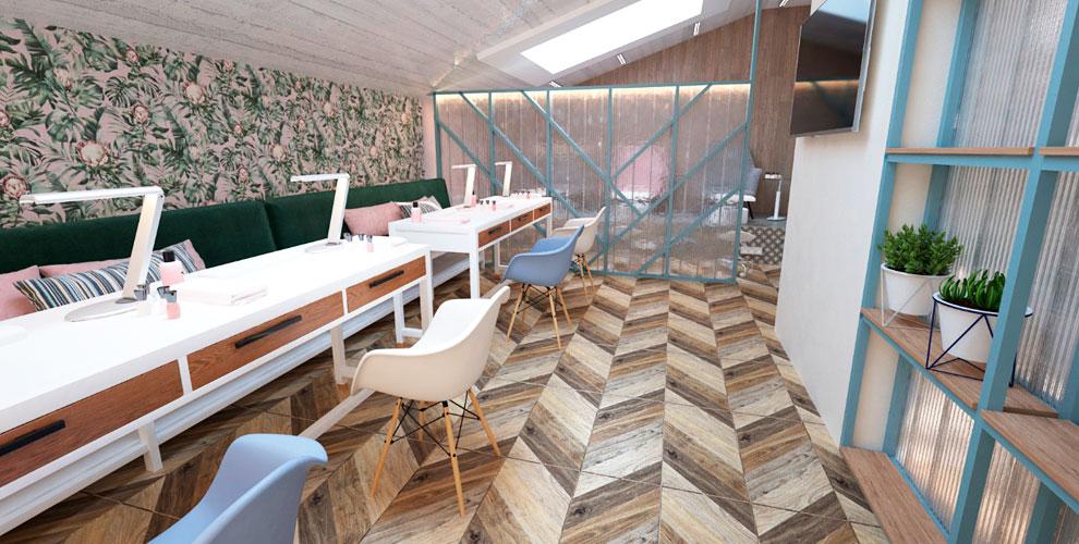 Стрижки, маникюр, покрытие гель-лаком, парафинотерапия всалоне Concept Beauty Lounge