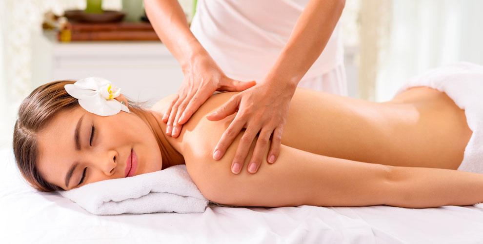 Разнообразные виды массажа в салоне Relax massage