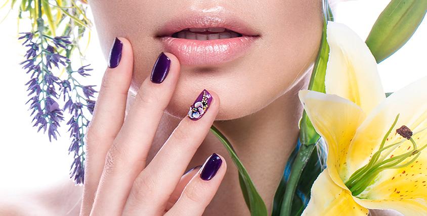 """Маникюр, педикюр, покрытие гель-лаком, наращивание ногтей  в студии красоты """"Фея"""""""