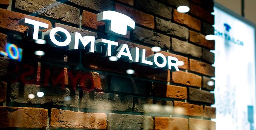 Одна из лучших марок в мире Tom Tailor ждет вас! Стильная, повседневная одежда высокого качества, которая подойдет каждому!