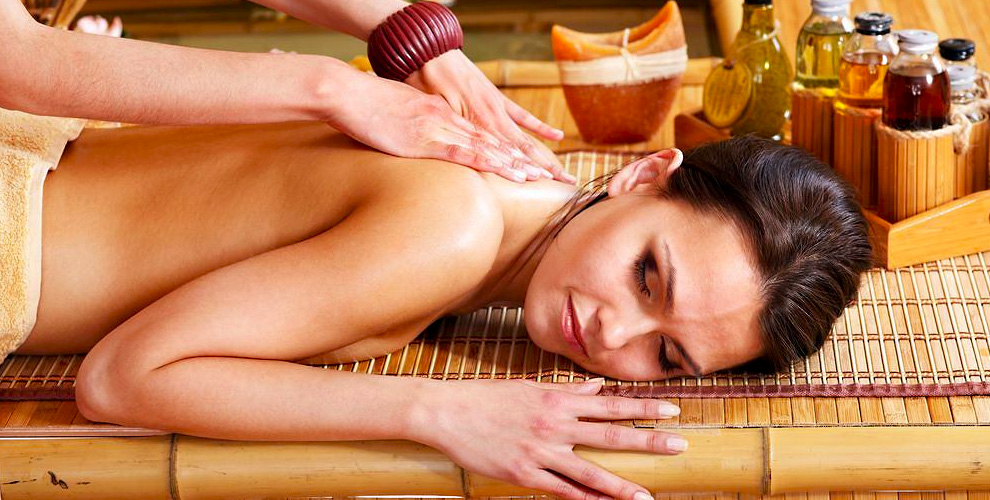 Тайский массаж,SPA-программы истоун-терапия вSPA-салоне «Тайская орхидея»