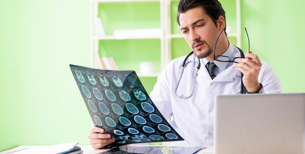 МРТиконсультация врача-рентгенолога вдиагностическом центре «Поиск»