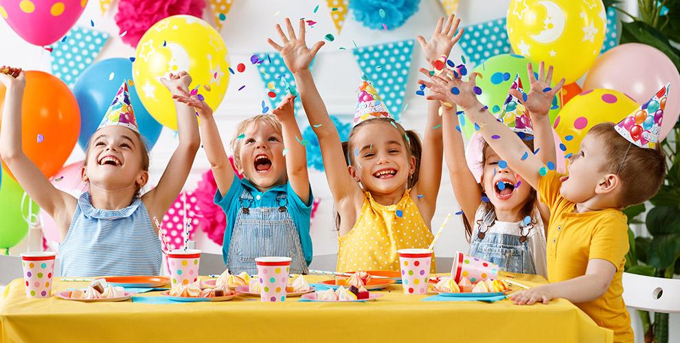Посещение игротеки ипроведение детского праздника вклубе «Эники-Беники»
