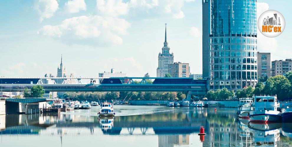 Компания MC`ex: экскурсия по «Москва-Сити» и посещение смотровой площадки «Багратион»