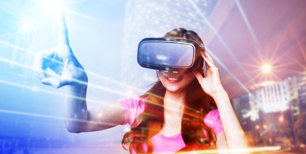 «Виртуальный парк» в ТРЦ «Гринвич»: аттракционы виртуальной реальности