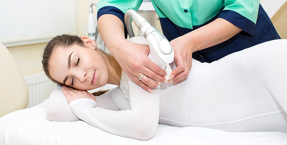 LPG-массаж зон на выбор в студии коррекции фигуры