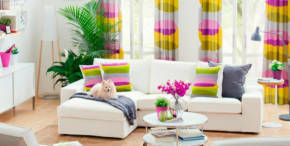 Пошив штор, покрывал, чехлов на мебель и не только от компании «Ассоль»