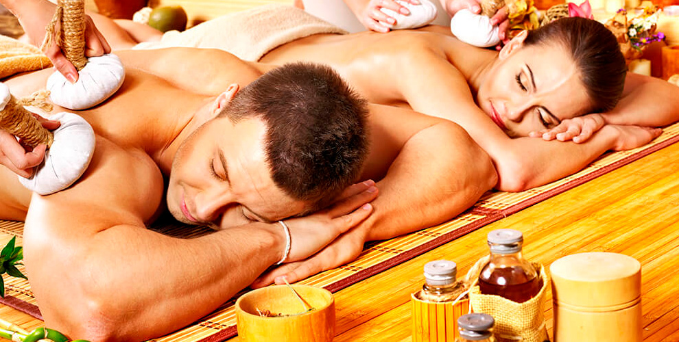 Сеансы тайского, оздоровительного иантицеллюлитного массажа вSPA-салоне«ЦИ»