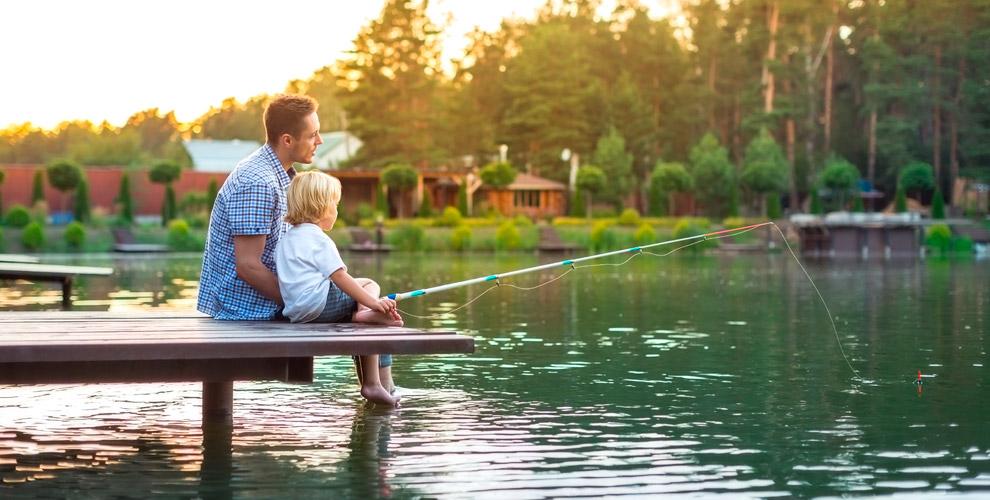 Путевка на рыбалку на весь день в клубе «Рыболов Сосенки»