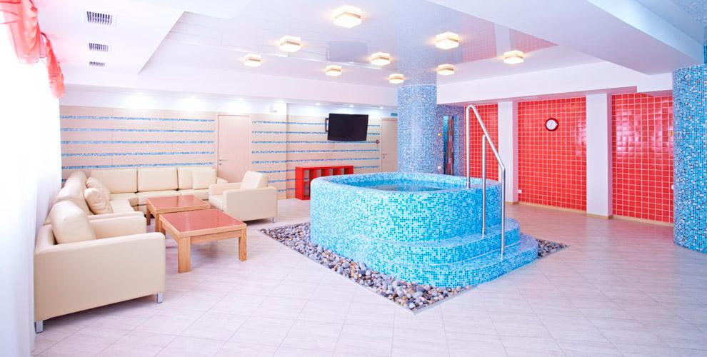 ParkCity: финская сауна, турецкий хамам, бассейн и джакузи