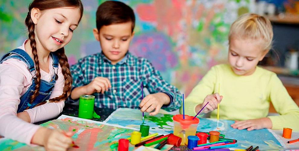 Детские мастер-классы навыбор вмастерской «ЯТворец!»