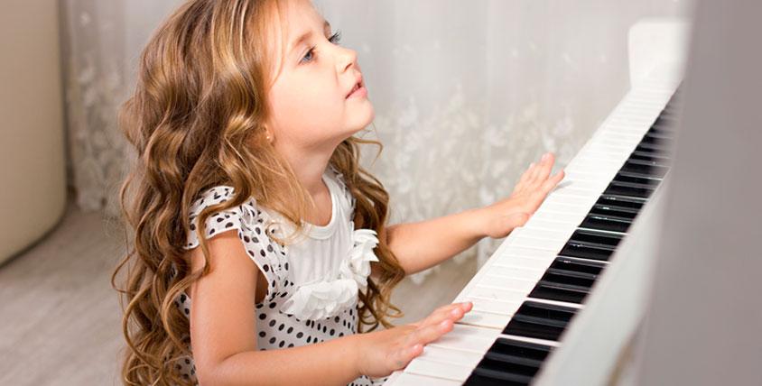Обучение игре на музыкальных инструментах и не только в студии музыки Presto
