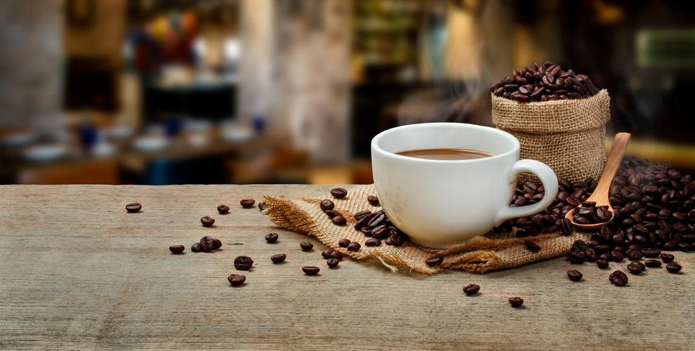 Меню напитков в кофейне «Ноты кофе»