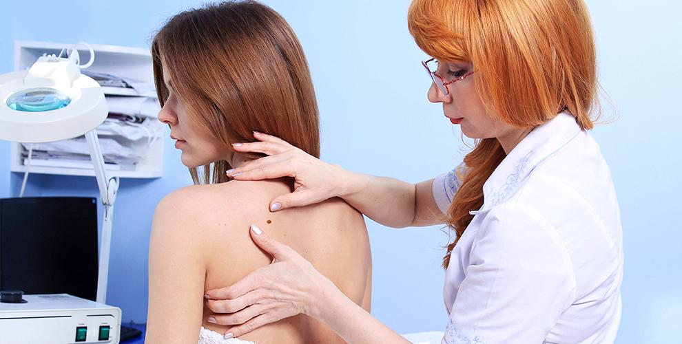 Прием врача-дерматолога, криомассаж,удаление новообразований вцентре «Белый лебедь»