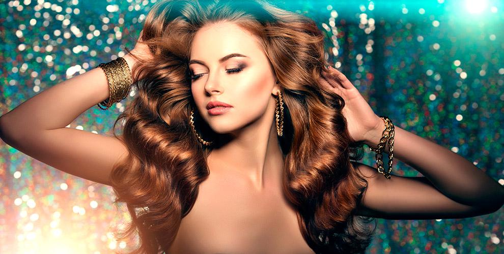 Полировка, биоламинирование, окрашивание волос и маникюр в салоне «Кристалл»