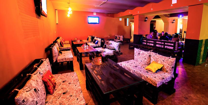 Ресторан Sejan Lounge - европейская кухня и приятный аромат восточных паровых коктейлей