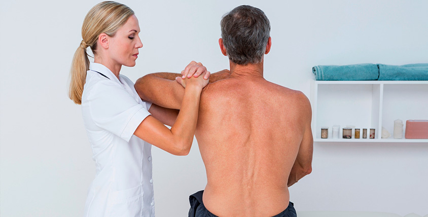 "Консультация врача-остеопата, диагностика, сеанс остеопатии в центре ""Магия рук"""