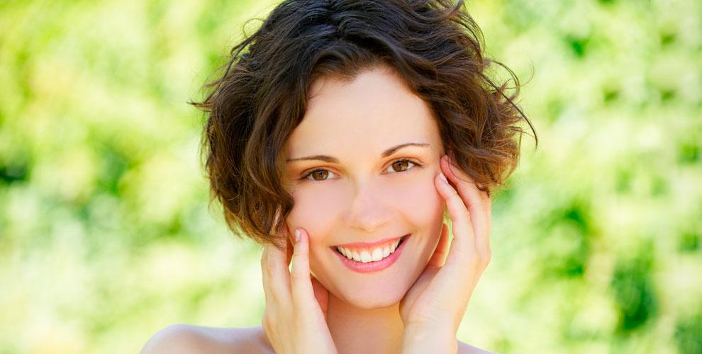 УЗ-чистка лица, глубокое увлажнение, элос-эпиляция иомоложение в«Эстетик-Хаус»