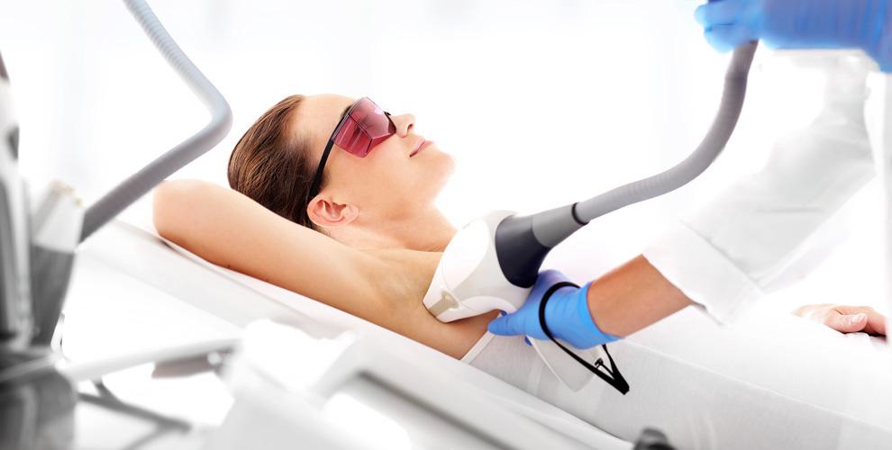 Лазерная эпиляция в лечебно-диагностическом центре «Медицина»