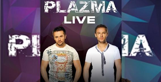 Концерт поп-группы PLAZMA в Aperoll Café. Мелодичная танцевальная музыка для неисправимых романтиков!