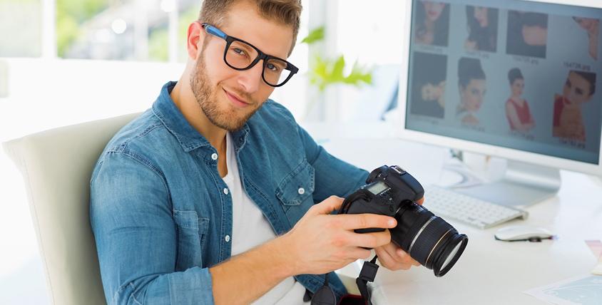 """Онлайн-курсы фотографии за 235 руб. от фотошколы клубного типа """"Лидер"""""""