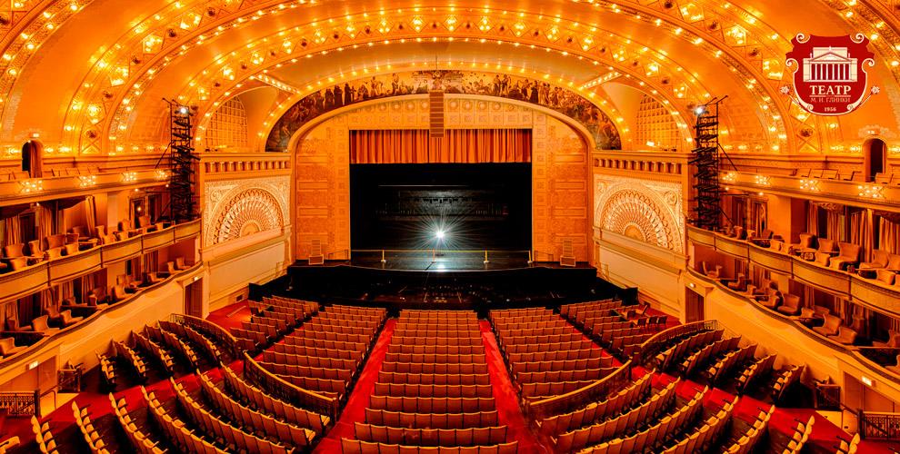 Билеты на оперу в Театр оперы и балета им. М. И. Глинки