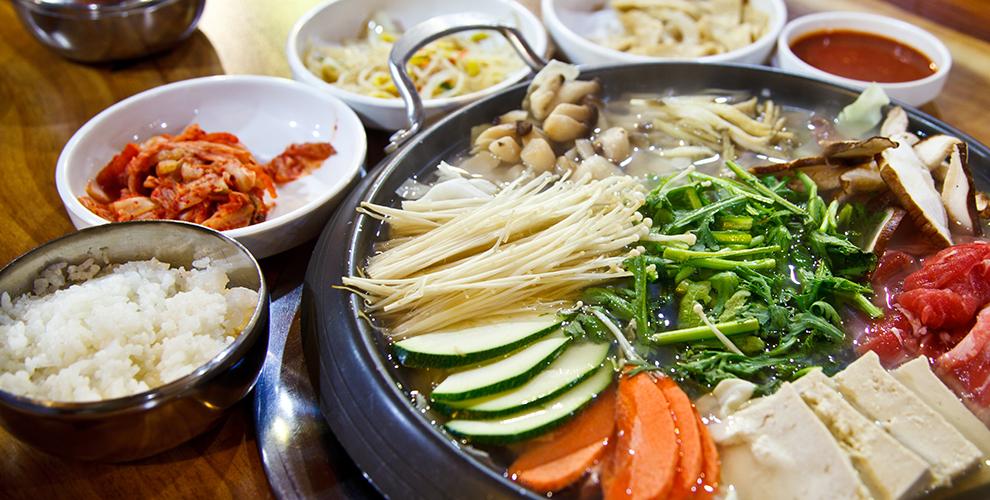 Кафе быстрого обслуживания TASTY: меню корейской кухни в ТЦ «Алатырь»