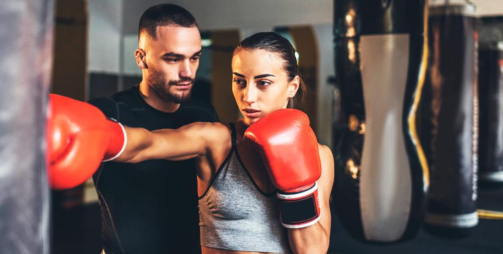DINAMO BOXING: занятия боксом и персональная тренировка