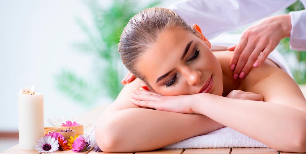 SPA-программы иразличные массажи всалоне красоты «Клио»
