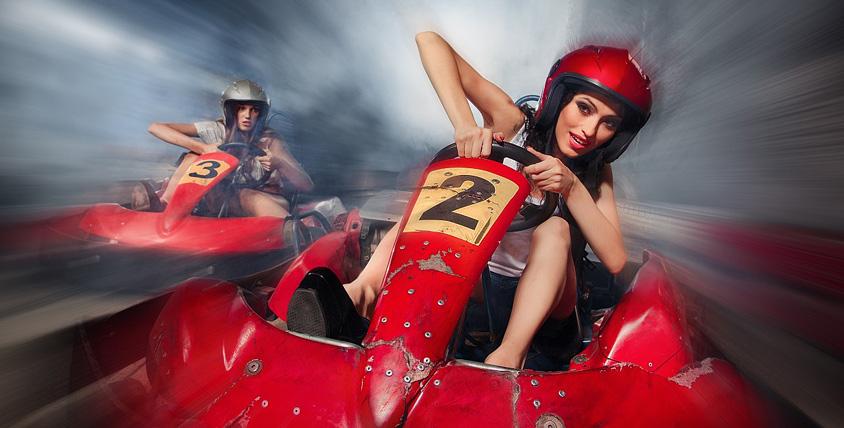Трасса ждет тебя! Незабываемые эмоции и умопомрачительные заезды в картинг-центре SK-Karting