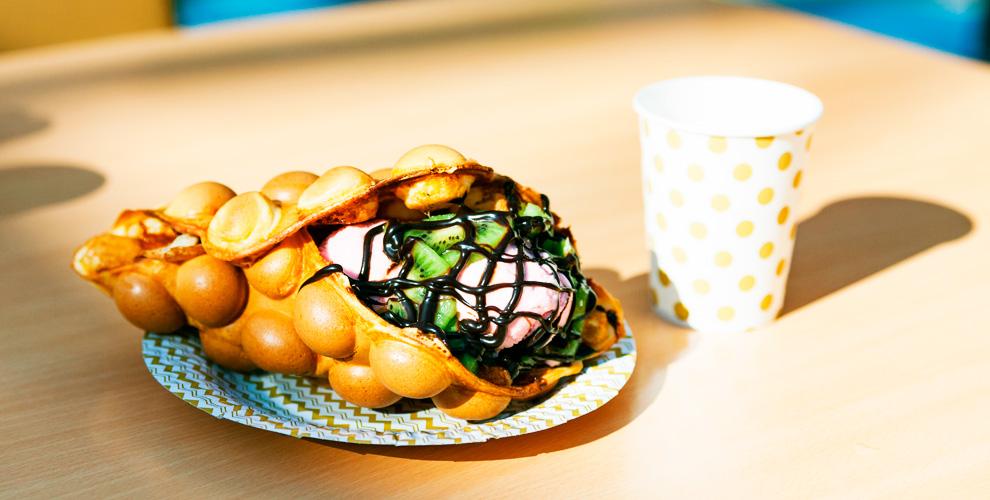 Гонконгское, сытное, испанское комбо откомпании «Вау!Десерт»