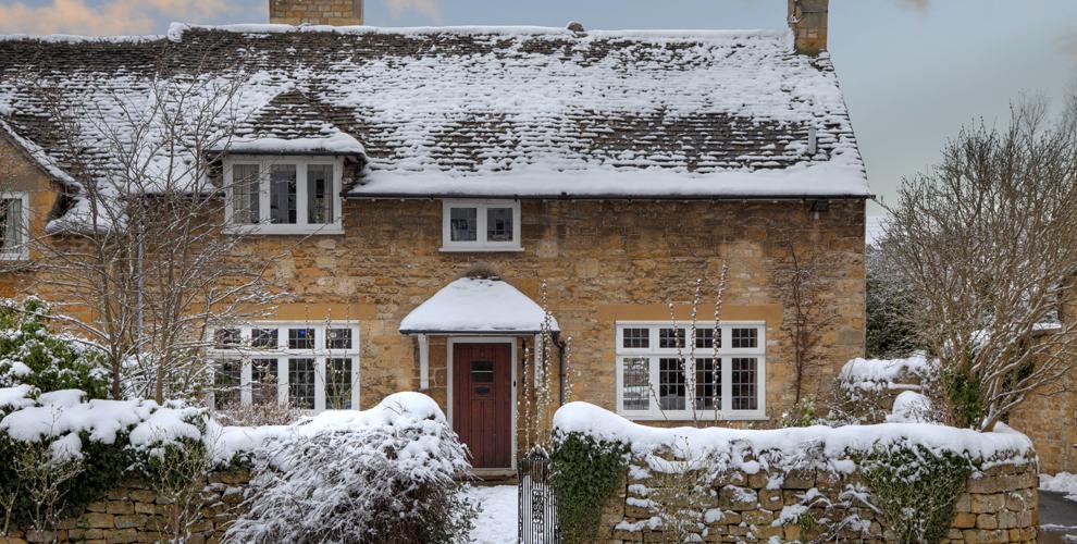 Проживание в загородном коттедже от компании Luxury Cottage