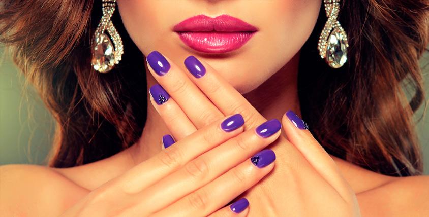 """Маникюр, педикюр с покрытием на выбор и укрепление ногтей в салоне красоты """"Нарцисс"""""""