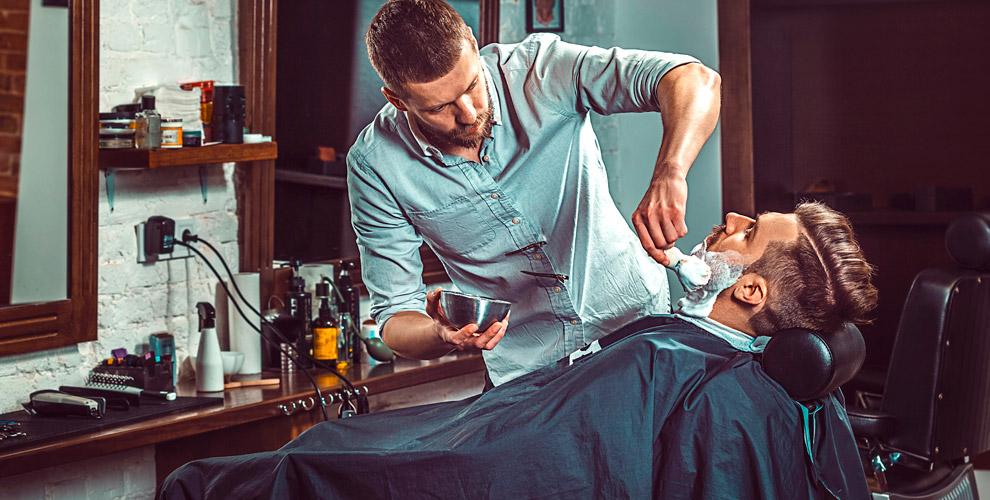 Мужская и детская стрижки, коррекция бороды в OldBoy Barbershop на Таганской