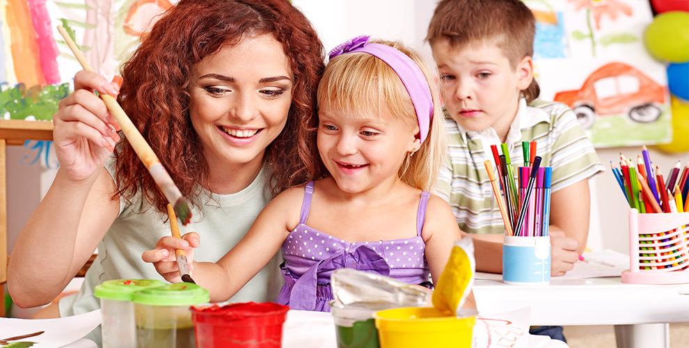 Школа «Малыши декора»: творческие мастер-классы длядетей
