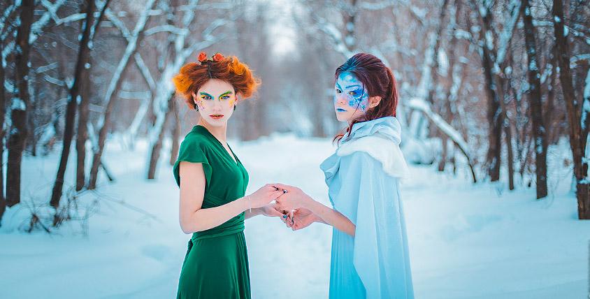 Прогулочная фотосессия от фотографа Сергея Матюнина