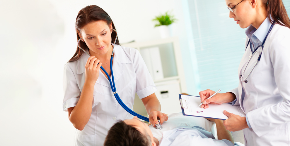 Комплексное обследование для мужчин в медицинском центре «Врач рядом»