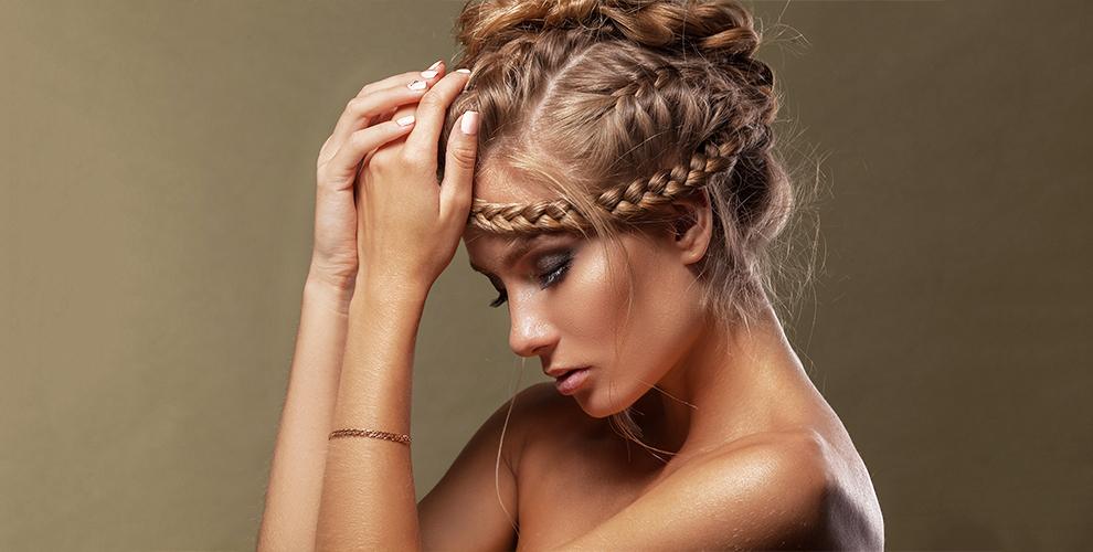 Стрижки, прически и окрашивание волос в салоне красоты Brosko