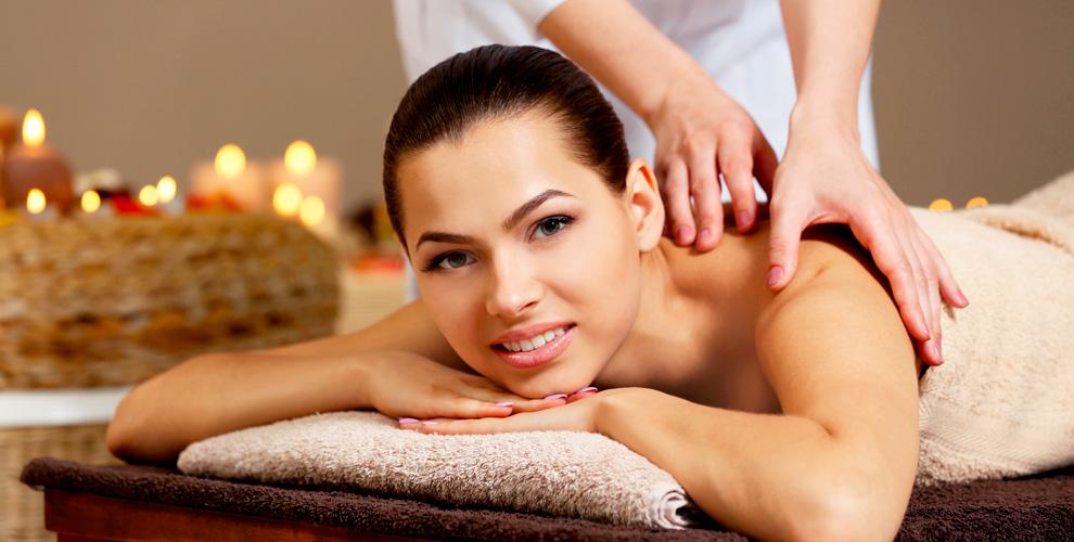 SPA-программы исеансы массажа вкабинете салона красоты «Лана»