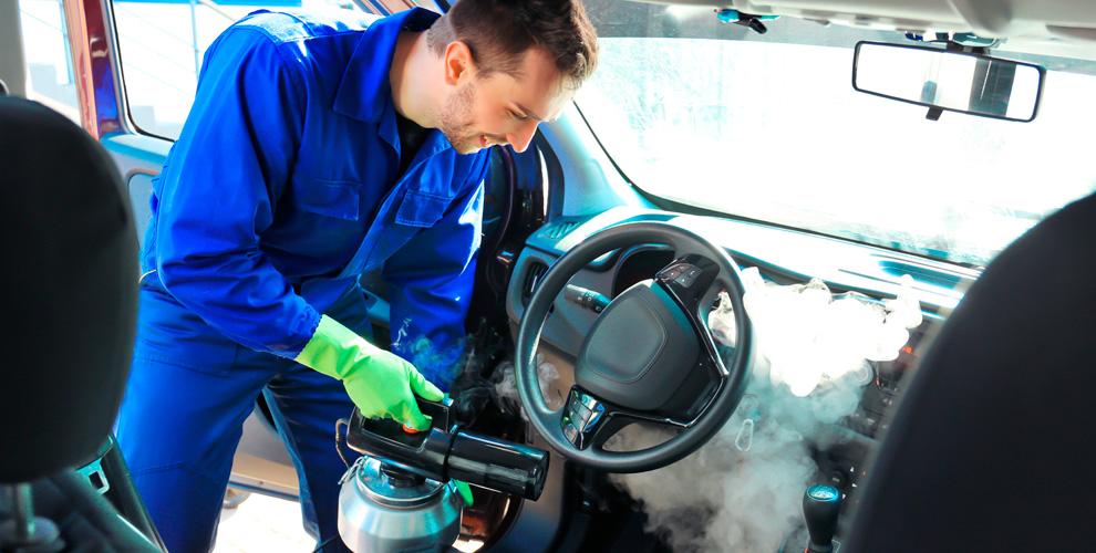 Устранение неприятных запахов иароматизация салона авто откомпании ECO-PUFF