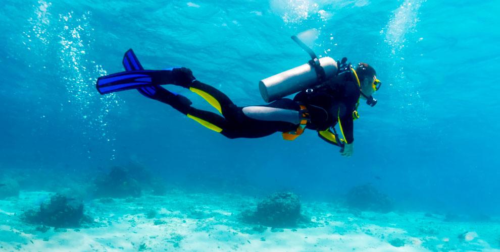Центр подводного плавания «Аквастиль»: погружение с аквалангом на озере Увильды
