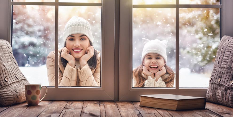 Окна ПВХ или остекление балконного блока от компании «Симплекс Оптима»